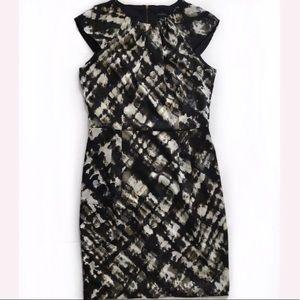 Ann Taylor midi dress size 8